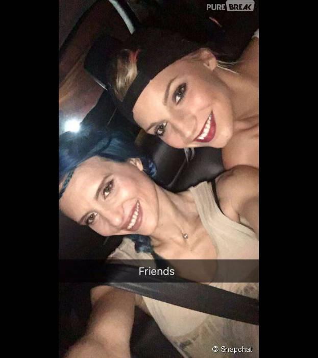 Nadège Lacroix (Friends Trip 2) retrouve Audrey Mazens à Miami