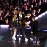 Brahim Zaibat impressionné par son ex Madonna... qui donne la fessée à Christine and the Queens