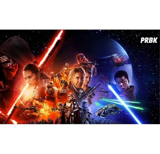 Star Wars : 40 ans de saga résumés en une vidéo de 2 minutes