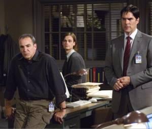 Esprits Criminels : Matthew Gray Gubler très proche de Mandy Patinkin avant son départ