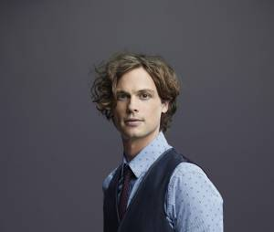 Esprits Criminels saison 10 : Spencer Reid sur une photo