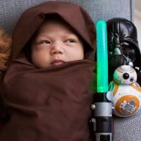 Mark Zuckerberg papa geek et fan de Star Wars : sa fille déguisée en Jedi sur Facebook