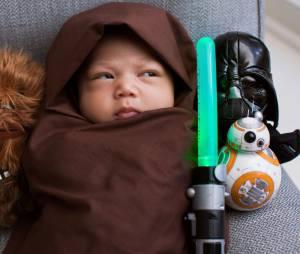 Mark Zuckerberg : sa fille déguisée en Jedi pour la sortie de Star Wars : Le Réveil de la Force