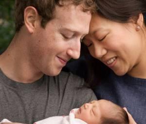 Mark Zuckerberg papa : pour la naissance de sa fille, le fondateur de Facebook donne 99% de ses actions à une fondation pour les enfants