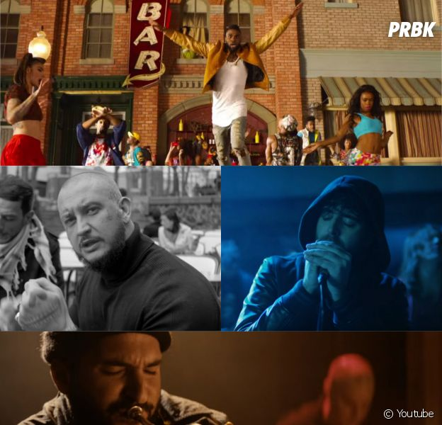 Jason Derulo, Ibrahim Maalouf, Jul & Alonzo, Seth Gueko ft Nekfeu & Oxmo Puccino, The Toxic Avenger, Stuck in the sound dans les meilleurs clips de la semaine sur Purebreak, décembre 2015
