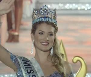 Miss Espagne est Miss Monde 2015