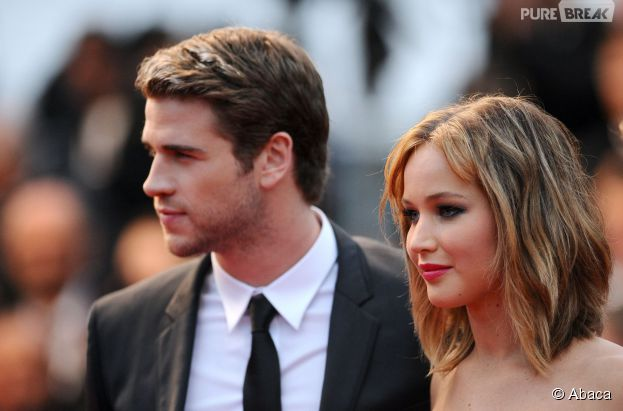 Jennifer Lawrence et Liam Hemsworth ont été en couple durant le tournage d'Hunger Games