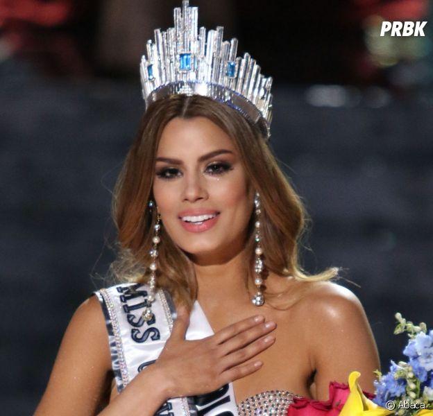 Ariadna Gutierrez-Arevalo (Miss Colombie) a été Miss Univers 2015 pendant quelques minutes