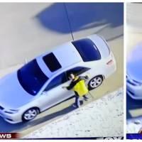 WTF : un homme sème le chaos dans les rues façon GTA !