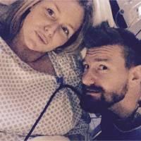Aurélie Van Daelen dévoile une première photo de son fils Pharell sur Instagram