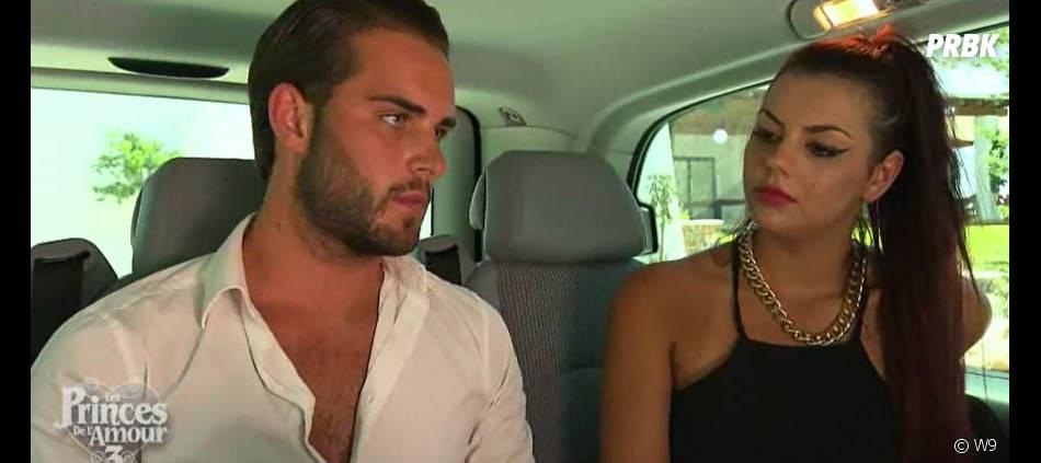 Les Princes de l'amour 3 : Nikola aurait couché avec Sara