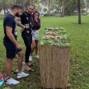 Raphaël Pépin et Olivia Kugel (Friends Trip 2) dégoûtés par une épreuve à la Koh Lanta