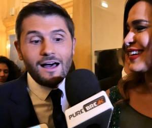 Leila Ben Khalifa en interview pour PureBreak aux Lauriers TV Awards 2016
