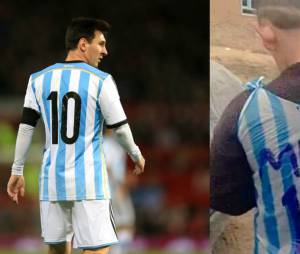 Lionel Messi : il cherche à rencontrer l'enfant réfugié irakien dont la photo a fait le buzz