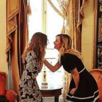 Capucine Anav et Emilie Nef Naf : retrouvailles complices dans les coulisses de Top Model Belgium