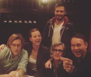 Revenge : Nick Wechsler, Gabriel Mann, Karine Vanasse et Henry Czerny se retrouvent 8 mois après la fin de la série