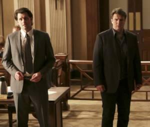 Castle saison 8 : l'épisode 10 sera un cadeau pour les fans, direction le tribunal