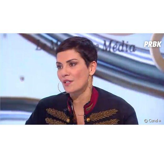 Cristina Cordula invitée du Tube de Canal+ le 6 février 2016