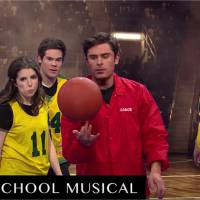 Zac Efron : son hommage à High School Musical... dans une parodie