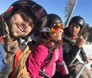 How To Get Away with Murder : Jack Falahee, Karla Souza et Alfred Enoch en vacances au ski