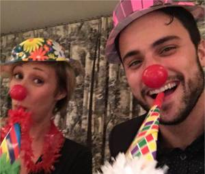 How To Get Away with Murder : Jack Falahee et Liza Weil fêtent le Nouvel An