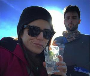 How To Get Away with Murder : Karla Souza et Jack Falahee s'offrent une journée au ski