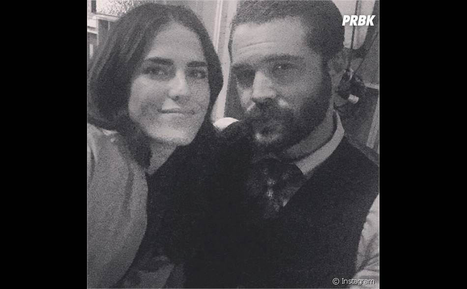 How To Get Away with Murder : Karla Souza et Charlie Weber sur le tournage