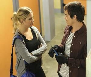 Pretty Little Liars saison 6 : encore de l'espoir pour Hanna et Caleb ?