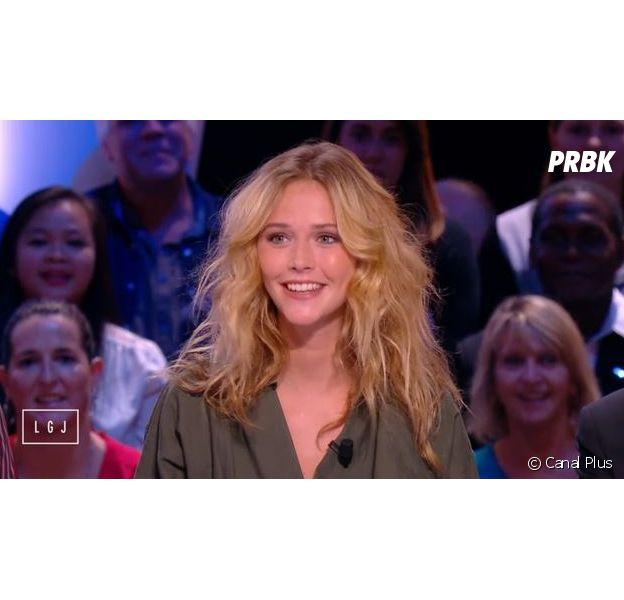 Raphaëlle Dupire : l'ex Miss Météo du Grand Journal se paye Enora Malagré