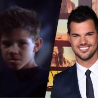 Taylor Lautner : ses débuts à 9 ans, Twilight... son évolution en images