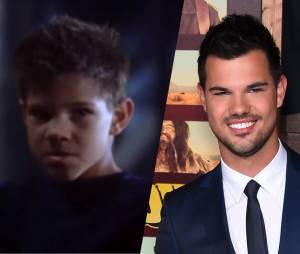 Taylor Lautner : son évolution en images et en vidéo