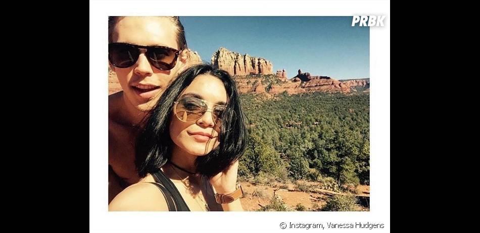 Vanessa Hudgens et Austin Butler ont passé la Saint Valentin à Sedona en Arizona