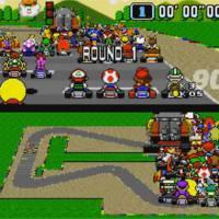 Super Mario Kart : Goku, Lara Croft... 101 personnages sur la piste grâce à un Youtubeur