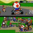 Super Mario Kart avec 101 concurrents