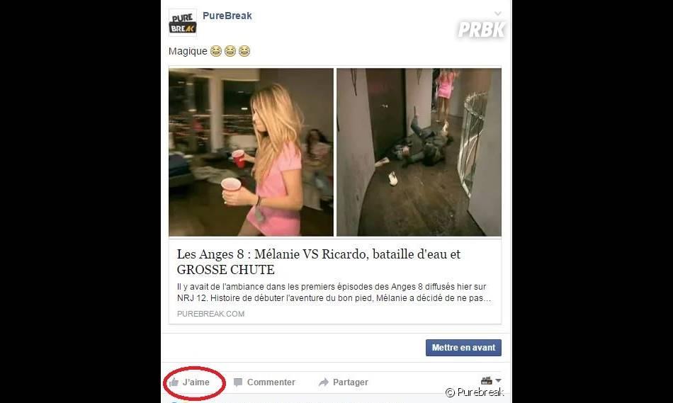 Facebook : les nouveaux boutons lancés le 24 février 2016 en France