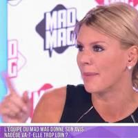 """Nadège Lacroix (Les Anges 8) taclée par Amélie Neten dans Le Mad Mag : """"Elle en fait trop"""""""