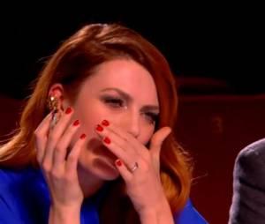 Nouvelle Star 2016 : Patrick fait pleurer Elodie Frégé lors de l'épreuve du théâtre, le 8 mars 2016