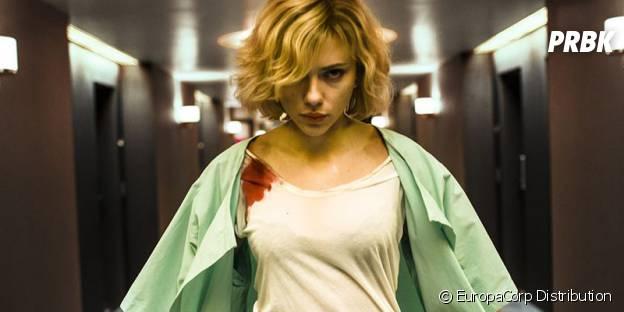 Les héroïnes combattantes au cinéma : Lucy (Lucy)