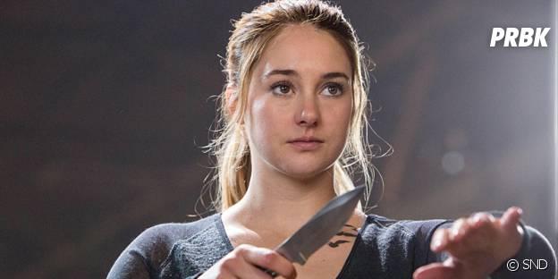 Les héroïnes combattantes au cinéma : Tris (Divergente)