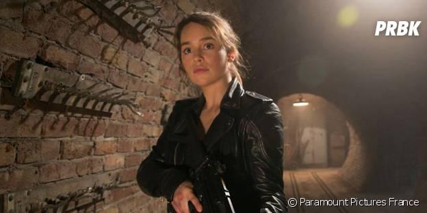 Les héroïnes combattantes au cinéma : Sarah Connor (Terminator Genysis)