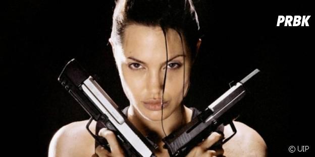 Les héroïnes combattantes au cinéma : Lara Croft (Tomb Raider)