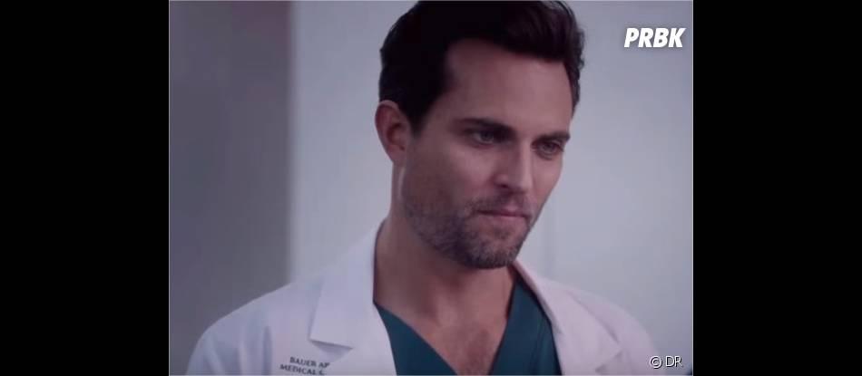 Grey's Anatomy saison 12 : Scott Elrod joue le rôle de Will Thorpe, le nouveau médecin sexy et potentiel futur amoureux de Meredith