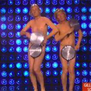 Gilles Verdez nu avec son sosie dans le prime de TPMP : une danse délirante et improbable