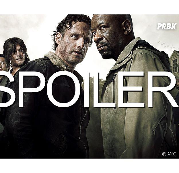 The Walking Dead saison 6 : comment AMC veut banir les spoilers