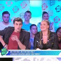 """Aurélie Van Daelen (Le Mad Mag) : """"J'ai rencontré le papa de mon enfant sur Tinder"""""""