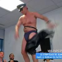 Jean Michel Maire craque et se met nu dans TPMP : son strip-tease délirant devant les patrons de D8