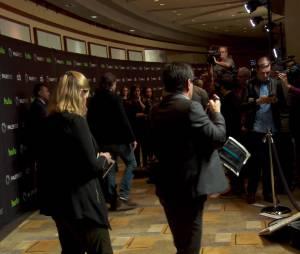 Lea Michele, Emma Roberts... les acteurs de Scream Queens au PaleyFest