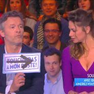 Jean-Michel Maire drague la sexy Clio Pajczer dans TPMP