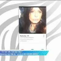 Nathalie (Secret Story 8) ment sur son âge pour draguer sur Tinder