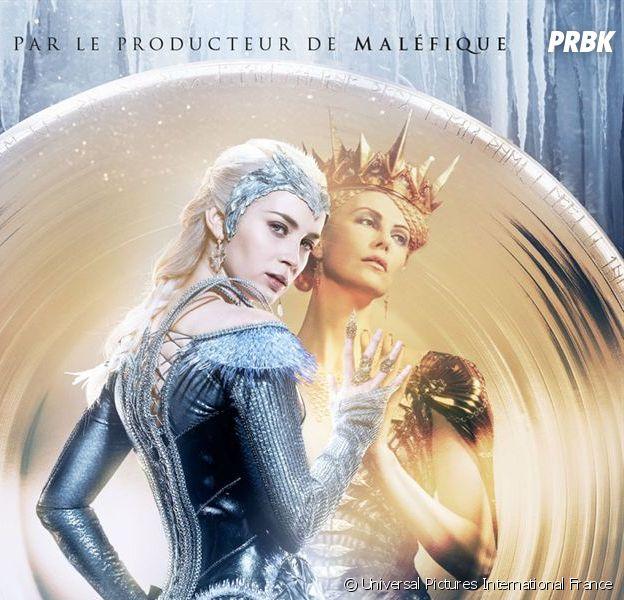 Le Chasseur Et La Reine Des Glaces Freya Vs Ravenna Le Combat Se Devoile Purebreak